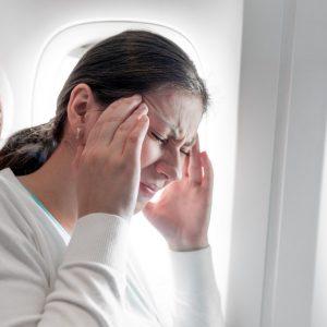 Nezle Grip ve Uçak Yolculuğu